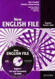 New English File Beginner Teacher's Book
