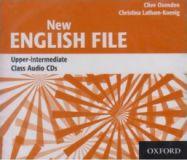 New English File Upper-intermediate Class Audio CD