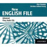 New English File Advanced Class Audio CD