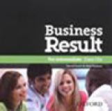 Business Result Pre-intermediate Class Audio CD