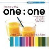 Business one : one Pre-intermediate Class Audio CD