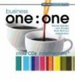 Business one : one Intermediate Class Audio CD