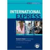 New International Express Elementary Student's Book with DVD-Rom