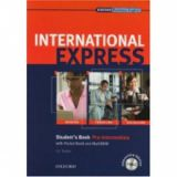 New International Express Pre-intermediate Student's Book with DVD-Rom