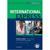 New International Express intermediate Student's Book with DVD-Rom