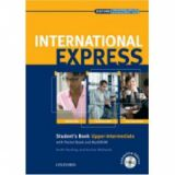 New International Express Upper-intermediate Student's Book with DVD-Rom