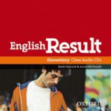 English Result Elementary Class Audio CD
