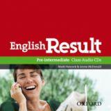 English Result Pre-intermediate Class Audio CD