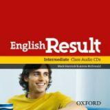 English Result intermediate Class Audio CD