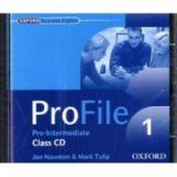 Profile 1 Class Audio CD