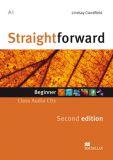 Straightforward Beginner (2nd edition) Class Audio CD