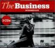 The Business Intermediate Class Audio CD
