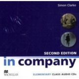 In Company Elementary Class Audio CD