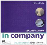 In Company Pre-intermediate Class Audio CD
