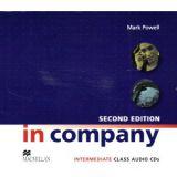 In Company Intermediate Class Audio CD