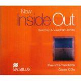 New Inside Out Pre-intermediate Class Audio CD