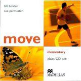 Move Elementary Class Audio CD