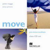Move Pre-intermediate Class Audio CD