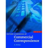 Oxford Handbook of Commercial Correspondence New Edition