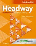 New Headway Pre-intermediate 4th Ed Workbook (with Key)