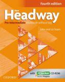 New Headway Pre-intermediate 4th Ed Workbook (without key)