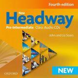 New Headway Pre-intermediate 4th Ed Class Audio CD