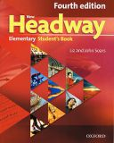 New Headway Elementary 4th Ed Student's Book + iTutor DVD-Rom
