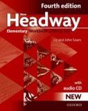 New Headway Elementary 4th Ed Workbook (without Key)