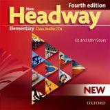 New Headway Elementary 4th Ed Class Audio CD