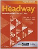 New Headway Pre-intermediate 4th Ed Teacher's Book