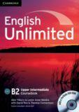 English Unlimited Upper-Intermediate Coursebook with e-Portfolio