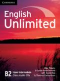 English Unlimited Upper-Intermediate Class Audio CDs (3)