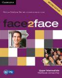 Face2face 2nd edition Upper Intermediate Workbook without Key