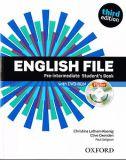 New English File Pre-intermediate (3rd edition) Student's book