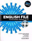New English File Pre-intermediate (3rd edition) Workbook