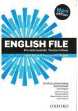 New English File Pre-intermediate (3rd edition) Teacher's Book