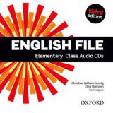 New English File Elementary (3rd edition) Class Audio CD