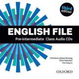 New English File Pre-intermediate (3rd edition) Class Audio CD