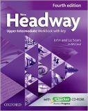 New Headway Upper-intermediate 4th Ed Workbook (with Key)