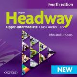 New Headway Upper-intermediate 4th Class Audio CD