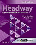 New Headway Upper-intermediate 4th Ed Teacher's Book
